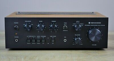 Kenwood KA-1400B Vintage Solid State Stereo Integrated Amplifier 1975