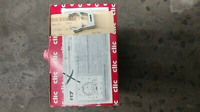 Clic #17  Pipe hanger Inventory overstock item fast free shipping Malloryco.com