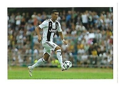 N.J9 CANCELO FIGURINA STICKER NEW JUVENTUS FC 2018 19 EUROPUBLISHING