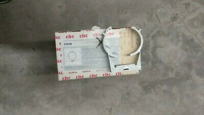 Clic #59  Pipe hanger Inventory overstock item fast free shipping Malloryco.com