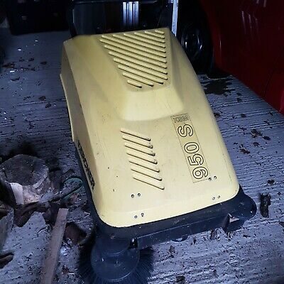 Karcher ksm 950s Sweeper new batteries but no charger