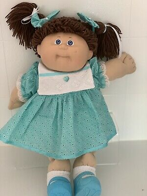 Vintage Cabbage Patch Kids Doll, Fully Dressed, Excellent Clean 2
