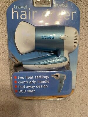 Travels Accessories Travel Hair Dryer Dual Voltage 110/230v - P19
