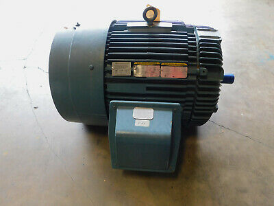 NEW Baldor Reliance Electric Motor 100 HP 460 V, 405TS, 3565 RPM, Severe Duty
