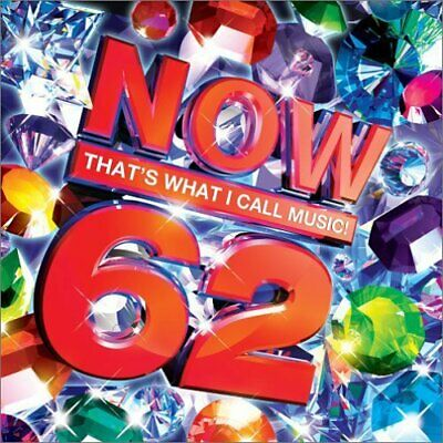 Various Artists - Now 62 - Now Thats What I Call Music Vol 62 (Musi... CD NUOVO