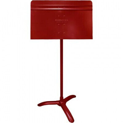 Manhasset Model #48 Symphony Music Stand, Burgundy. Shipping Included