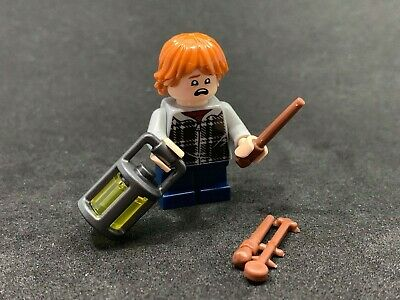 Lego Harry Potter Mini figure Ron Weasley hp154 New From 75950