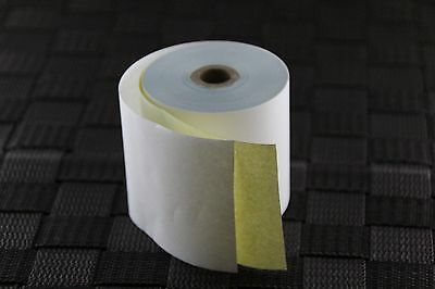 2-Ply Bond Paper Roll 57x57x12mm Carton of 48Rolls EFTPOS,Cash registers,Receipt