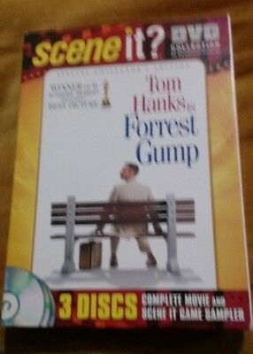 FORREST GUMP DVD Special Collector's Edition 3 Discs New