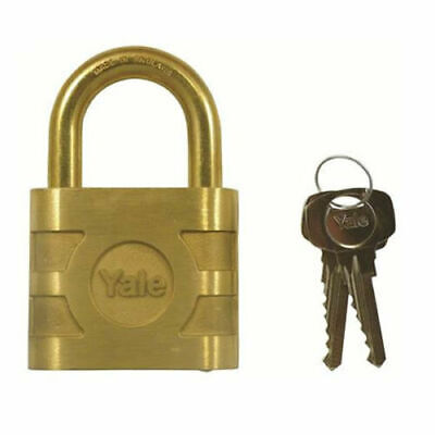 Yale 871 Bronze Padlocks 67mm Weatherproof Commercial Graded Padlock