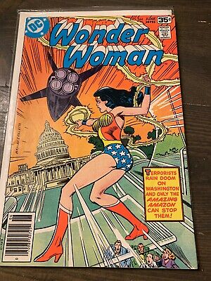 DC Comics Wonder Woman #244 JUNE 1978