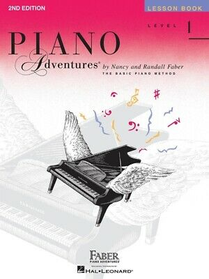 Piano Adventures Lesson Book 1 2nd Edition (Softcover Book)