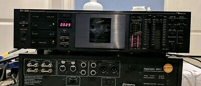 Nakamichi BX-300 3 Head Cassette Tape Deck Tested and Fully Working! Refurbished