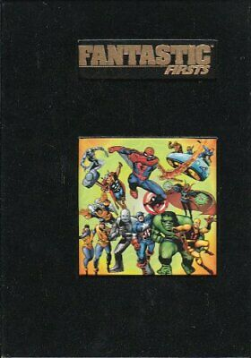 FANTASTIC FIRSTS (LEATHER-BOUND SLIPCASE EDITION) (MARVEL By Stan Lee EXCELLENT