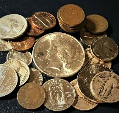 Estate Lot w/ Silver and Proof Included! US Coins Only. GREAT GIFT!!