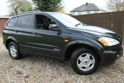 2007 SsangYong Kyron 2.0 TD SE 5dr