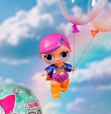 LOL Surprise Dolls Series 1 Wave 1 SUPER B.B. bb Baby-Authentic L.O.L. MGA Balls