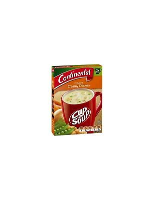 Continental Croutons Creamy Chicken Cup-a-soup 2 Serves 60gm