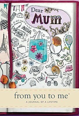 Dear Mum, from you to me : Memory Jou by Journals of a Lifeti New Hardcover Book