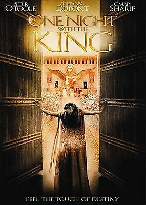 One Night With The King Feel the Touch of Destiny (DVD, 2007) New