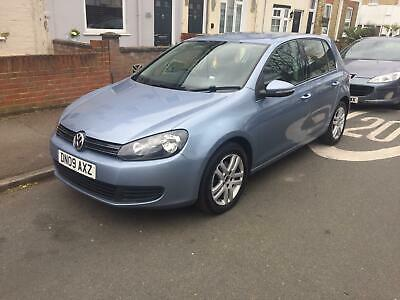 2009 VW Golf 2.0 TDI