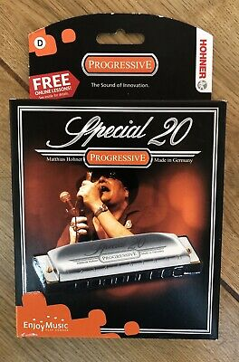 Hohner Special 20 Major Diatonic In D