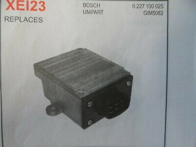 Electronic Ignition Module XEI23 Check Car compatibility