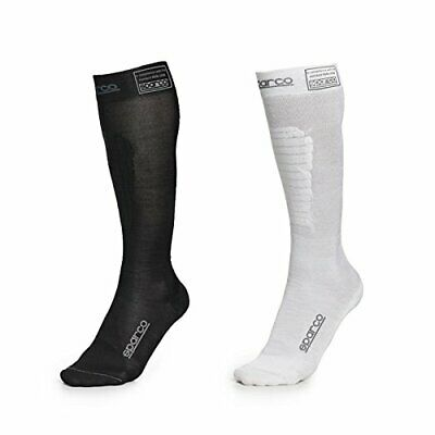 Sparco Flame Resistant Racing / Rally / Rallying Calf Length, white size 44/45 L