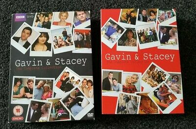 Gavin And Stacey The Complete Collection Dvds
