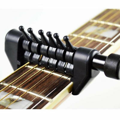 New Multifunction Capo Open Tuning Spider Chords For Acoustic Guitar Strings ^P