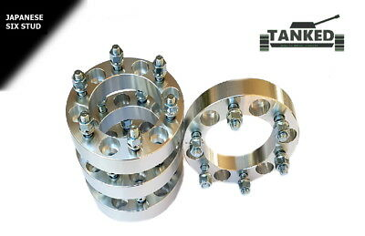 Mitsubishi L200 4 x 30 mm  Wheel Spacers 110 centres