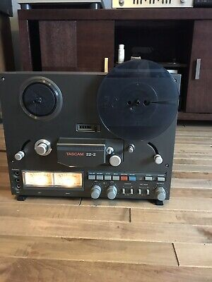 Tascam 22-2  Two Track  Stereo Tape Deck  Reel-To-Reel - Excellent !!!