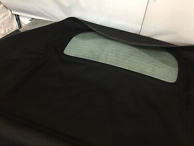 Vw Beetle Hood In Black Mohair With Rear Heated Window Rrp £802 Power Hood Only