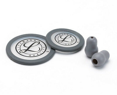 3M™ Littmann® Spare Parts Kit for Classic III™ and Cardiology IV™, Grey, 40017