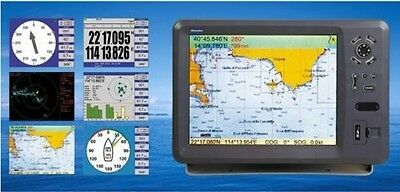 Anti-Collision AIS ChartPlotter GPS - Cartographie incluse