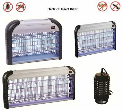 New Electric UV Light Insect Killer Mosquito Grill Fly Bug Zapper Trap Catcher
