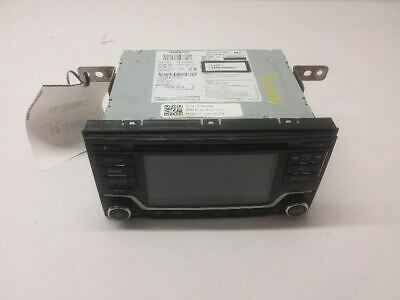 2015 2016 Nissan Versa Radio Stereo CD Player With Bluetooth OEM