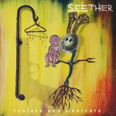 Seether Isolate And Medicate [Clean Version] Cd