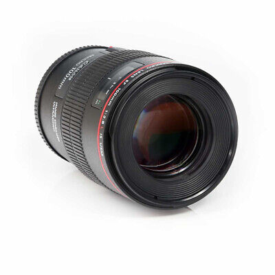 Canon EF 100mm F/2.8L Macro IS USM Lens + 12 MONTH WARRANTY - UK STOCK