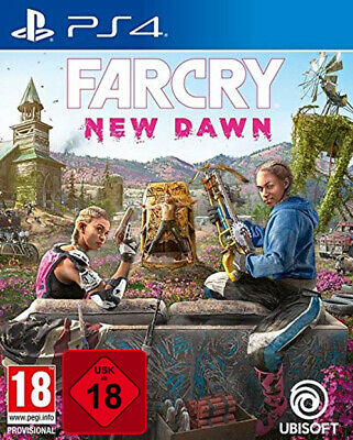 PS4 Far Cry New Dawn UNCUT NEU&OVP Playstation 4