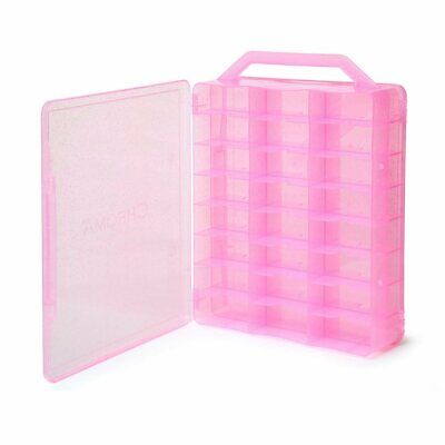 Chroma Gel Nail Polish Case Holder Pink