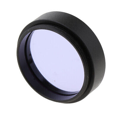 """Universal Telescope Eyepiece Moon Planet Filter Purple for Astronomy 1.25"""""""