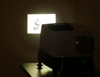 Gnome Classic 744A Slide Projector  Fully Serviced & Tested