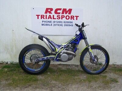 Sherco St 250 Trials Bike 2016 Excellent Condition Finance Available