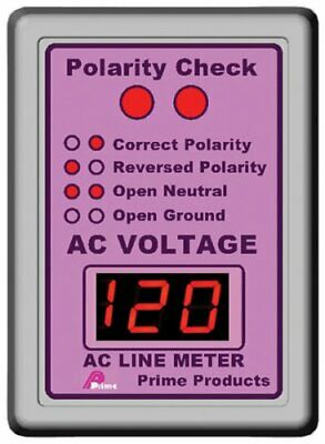 Prime Products 12-4058  Line Voltage Monitor