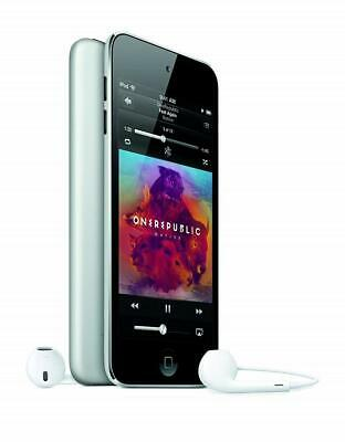 Apple iPod touch 5th Generation Silver Black 16GB Media Player A1509 GOOD