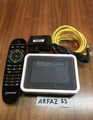 Descodificador Movistar Arris Mini Hdtv - Decodificador  Arris Movistar Hdtv