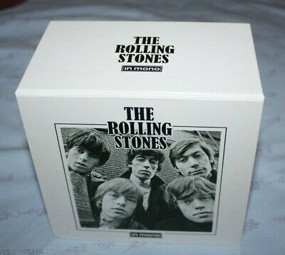 The Rolling Stones In Mono-Box Set 15 Cds-Original Europe Press