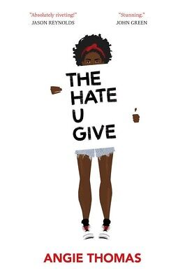 The Hate U Give by Angie Thomas - EBOOK