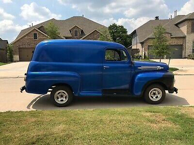 1952 Ford F-100 Panel